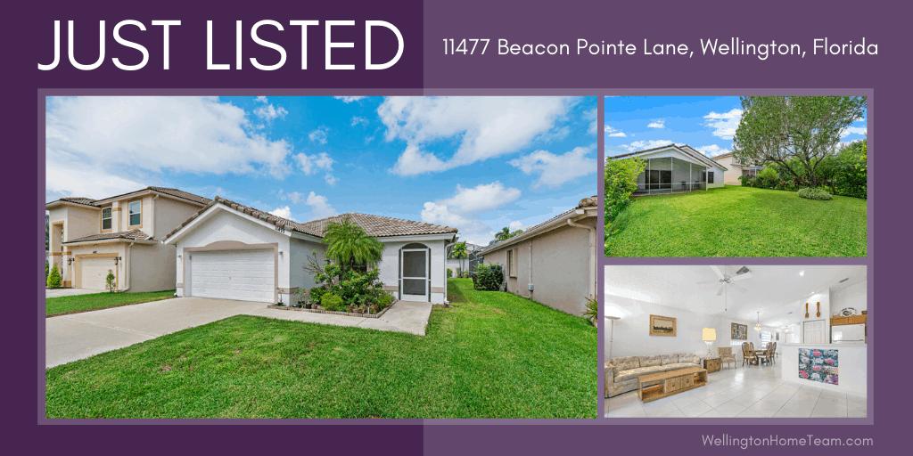 11477 Beacon Pointe Lane, Wellington, Florida 33414