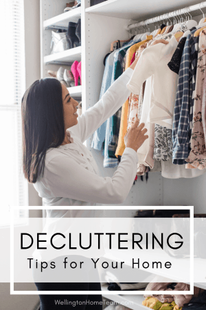 Decluttering Tips for Your Home