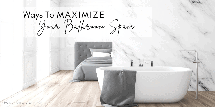 Ways To Maximize Your Bathroom Space - Excellent Tips Inside