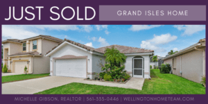 Grand Isles Home SOLD! 11477 Beacon Pointe Lane