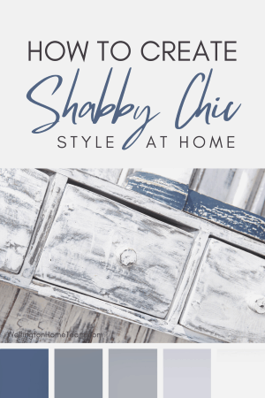 How to Create Shabby Chic Style at Home