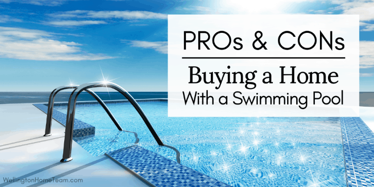 Pros and Cons of Buying a Home with a Swimming Pool