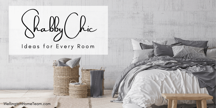 Shabby Chic Ideas for Every Room of Your Home
