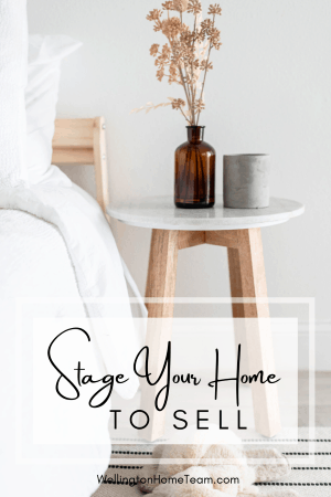 Stage Your Home to Sell